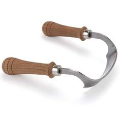Buy pfeil Swiss made Double Handled Scorp, 160 mm at Japan Woodworker