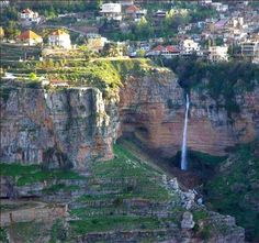 LEBANON, The Qadisha Valley