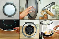 S.I.A.M. Induction Cooker - An oven is a quite a hefty kitchen appliance for a person who doesn't cook regularly, so one can appreciate something like the Paseco S.I.A.M...