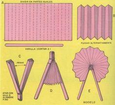 Popsicle Stick Crafts, Craft Stick Crafts, Preschool Crafts, New Year's Crafts, Fun Crafts, Diy And Crafts, Origami Paper, Diy Paper, Paper Crafts