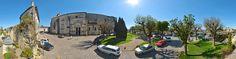Eglise collégiale de Saint-Emilion - France