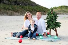 Christmas on the beach:) by Project portrait photography