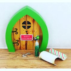 Magical Elf Door #ma