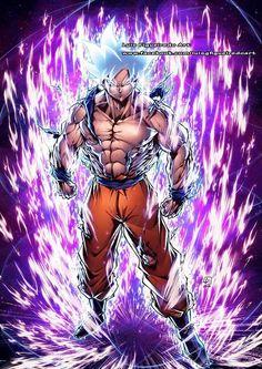 Goku Mastered Ultra Instinct