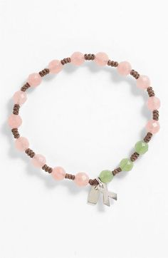 Chan Luu Bracelet #Nordstrom #PickPink Chan Luu donates 50% of proceeds from this item to BreastCancer.org #BCA