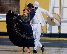 Bailes típicos de Perú