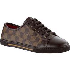 Louis Vuitton Punchy Sneaker In Damier Canvas XP3U4PDM