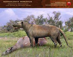 Mongolonyx robustus by ~RomanYevseyev