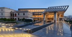 When in Athens, this is the Museum you shouldn't miss. The Acropolis Museum houses some of the most important antiquities of Ancient Greece. Athens Acropolis, Mycenae, Greece Travel, Greece Trip, Greek Islands, Landscape Photography, Places To Visit, Architecture, Travel