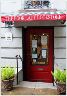 The Book Lady Bookstore in Savannah. Favorite shop.