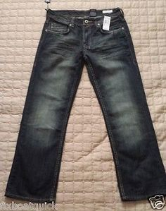 #jeans for sale : Buffalo David Bitton men jeans TRAVIS BASIC 31x32 Relaxed cut NWT withing our EBAY store at  http://stores.ebay.com/esquirestore
