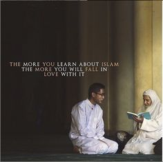 be with god: The more a person sincerely studies ‪#‎ISLAM‬