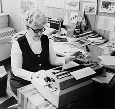 Flo Whyard (917-2012) journalist and editor of the Whitehorse, Yukon newspaper served as a Member of Legislative Assembly 1974-78 and Mayor ow Whitehorse 1981-1983. http://famouscanadianwomen.com