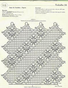 Risultati immagini per base oval de toalhas em croche