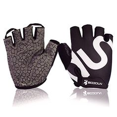 Dreampark Cycling Gloves Riding Gloves Mountain Bike Gloves Road Racing Bicycle Gloves Half Finger Biking Gloves with Gel Pad Breathable Shock-absorbing for Men/Women (Black, Small) - http://cyclingclothingforwomen.shopping-craze.com/index.php/2016/05/18/dreampark-cycling-gloves-riding-gloves-mountain-bike-gloves-road-racing-bicycle-gloves-half-finger-biking-gloves-with-gel-pad-breathable-shock-absorbing-for-menwomen-black-small/