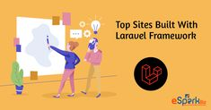 Laravel is an open-source framework for web application development written in PHP. Developers prefer Laravel over other PHP-based MVC frameworks for web development. It is because it offers simplicity, performance, features, and scalability. Web Application Development, App Development Companies, Web Development, Mvc Architecture, Top Site, Popular Sites, Building A Website, Open Source