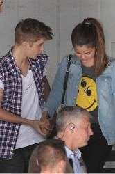 Justin Bieber and Selena Gomez are back together I would like all the beliebers to give me their thought on that....