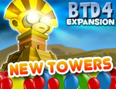 Play Play Bloons Tower Defense 4 Expansion - NinjaKiwi - Ninja Kiwi