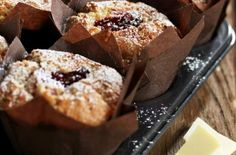 White chocolate and cranberry muffins recipe - goodtoknow