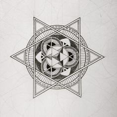 Alchemy.(wip) . . . #sacredgeometry #sacredart #mandala #alchemy #instaart #instaartist #doodle #doodleart #floweroflife #mandalaart #tattoo #mandalatattoo #merkaba #geometricart #penandink