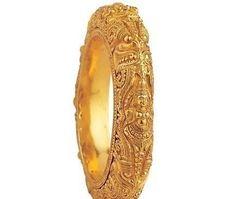 Nakshi kada- temple jewellery from South India