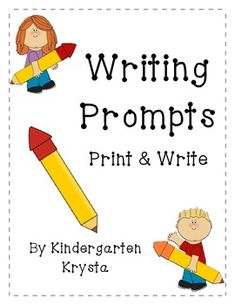 This is a collection of writing prompts for primary students.  There are 8 prompts with a space for a picture.  Extra handwriting paper is also included.  The prompts include: My Summer Vacation, My Favorite Toy, My First Day of School, My Favorite Animal, My Family, I Feel Happy When, and I Feel Scared When, All About Me.