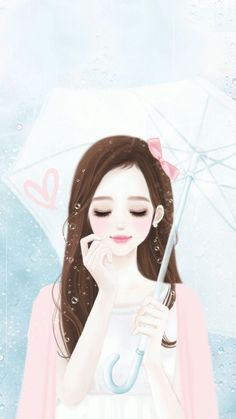 Shared by immeizuo. Find images and videos about wallpaper and Enakei on We Heart It - the app to get lost in what you love. Cartoon Girl Images, Cute Cartoon Girl, Anime Girl Cute, Anime Art Girl, Korean Illustration, Illustration Girl, Lovely Girl Image, Cute Girl Drawing, Anime Lindo