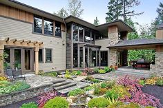 1000 images about contemporary prairie style on pinterest for Prairie style house plans luxury