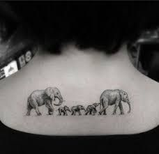Image result for elephant tattoo on ribs