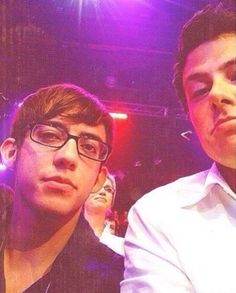 Cory and Kevin