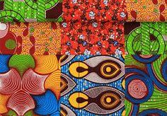 Bildergebnis für afrikanische stoffe