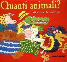 """Venerdi' del libro: """"Quanti animali?"""""""