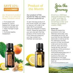 Join the Journey this May - click for the May doTERRA product promotions and a GREAT enrollment special!