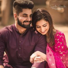 Wedding couple poses photography - Image may contain 2 people, beard Photo Poses For Couples, Indian Wedding Couple Photography, Wedding Couple Poses Photography, Couple Photoshoot Poses, Couple Posing, Couple Shoot, Bridal Photography, Pre Wedding Poses, Pre Wedding Photoshoot