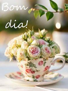 ✿⊱❥ Bom dia!