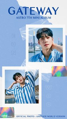 Cha Eunwoo Astro, Astro Wallpaper, Lee Dong Min, Cha Eun Woo, Another World, Mini Albums, Handsome, Kpop, Movie Posters