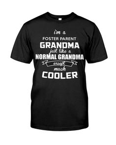 POLICE OFFICERS - NORMAL GRANDMA TSHIRT