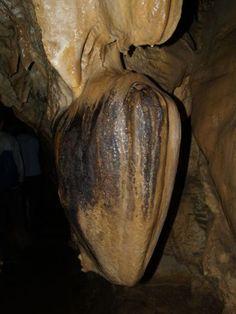 Kamenné srdce v Jeskyních Na Pomezí