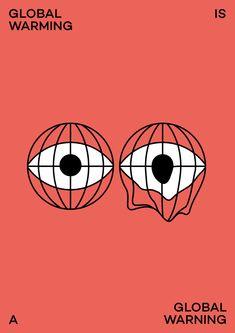 #posterdesign #poster #postereposter #globalwarming poster by Izabela Piotrowiak polarnoid #Polarnoid
