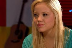 Shanna from the glee project 2