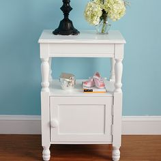 Evelyn Antique Night Stand from PoshTots