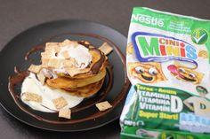 Cini Minis na 3 sposoby Cini Minis, Super Start, Hamburger, Vitamins, Make It Yourself, Breakfast, Ethnic Recipes, Food, Youtube