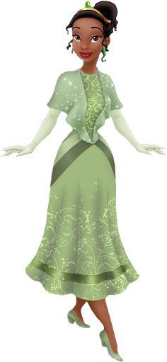 princesa tiana Tiana And Naveen, Princess Tiana, Disney Princesses And Princes, Pocket Princesses, Dragon City, Kim Possible, American Dad, Holly Hobbie, Disney Princesa Tiana