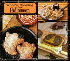 39 Halloween Themed Dinners-Get All The Recipes!  It's Written on the Wall: