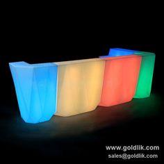 Led Rgb Bar Wine Counter Table,acrylic Rgb Led Bar Tables,LED Counter Bar