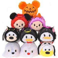 2015 Halloween Tsum Tsum Collection