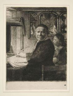 Lieven Willemsz van Coppenol, Writing Master: The Smaller Plate Leiden, Rembrandt Etchings, Dutch Golden Age, Drawing Studies, Dutch Painters, Art Institute Of Chicago, Vintage Wall Art, Gravure, Lovers Art