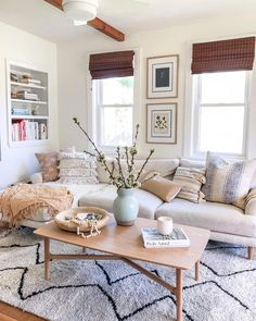 Home Decor Living Room .Home Decor Living Room Boho Living Room, Home And Living, Modern Living, Cozy Living, Living Room Natural Decor, Living Room Decor Light Blue Walls, Living Room With Beige Couch, Moroccan Decor Living Room, Boho Room
