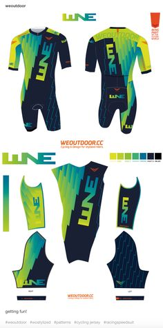 LINE RACING SPEEDSUIT /// #wostylized