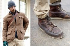Rugged Men Our Final Pick Was A Fellow Street Style Hunter His